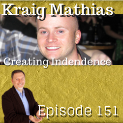Kraig Mathias Creating Independence