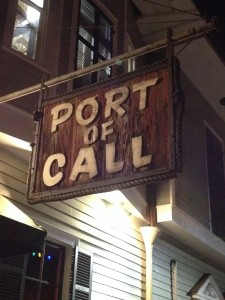 Port of Call NOLA Tom Corleys Fave
