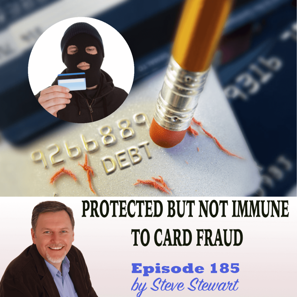 Protected but not immune to credit card fraud