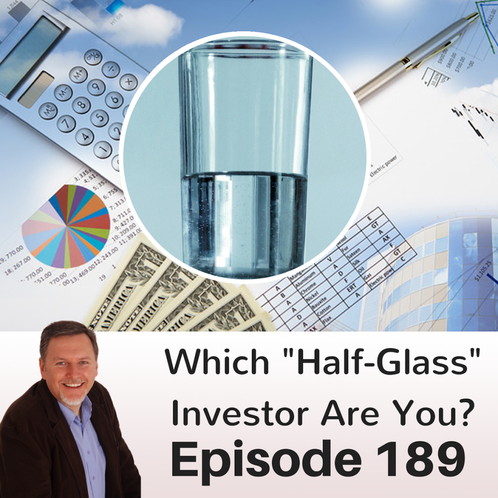 Which half-glass investor are you?