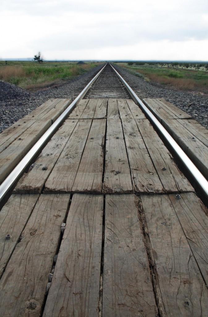 Integrity is like a locomotive