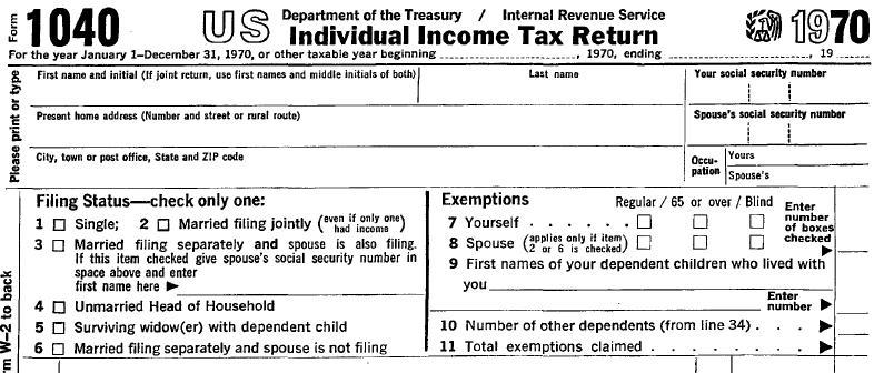 Tax Refunds: Part 3 (Tax Return)