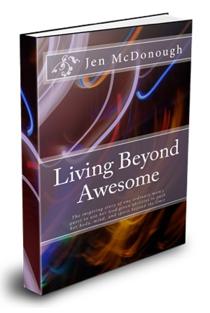 Living Beyond Awesome book release