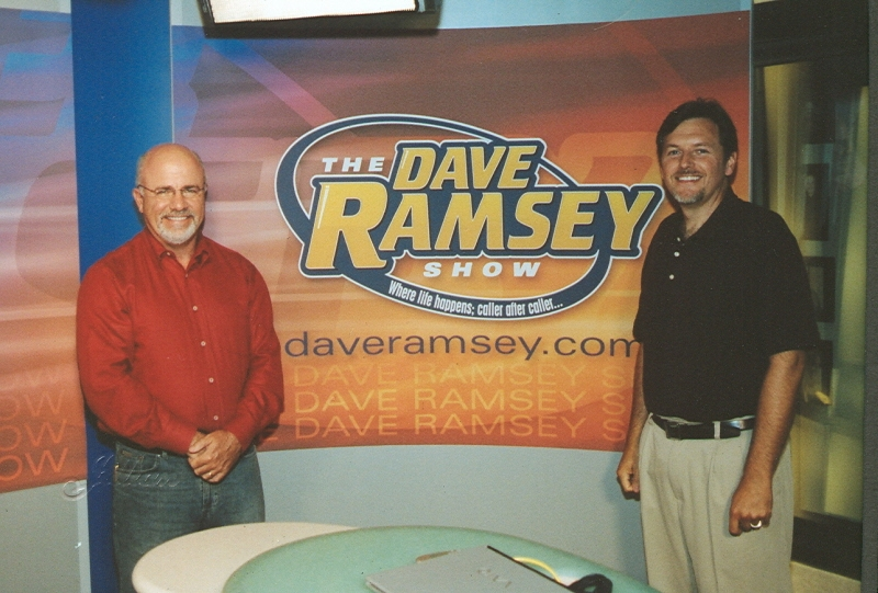 Who cares what Dave Ramsey Says? It's what he teaches we should follow