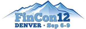 No Debt, No Credit, and No Problems – at FinCon12