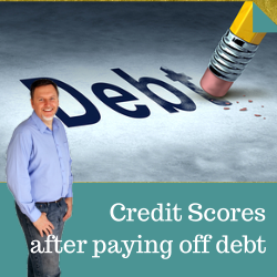 What Happens To My Credit Score When I Pay Off Debt?