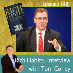 Habits of the Rich: Interview with Tom Corley