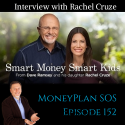 Interview with Rachel Cruze, author of Smart Money Smart Kids