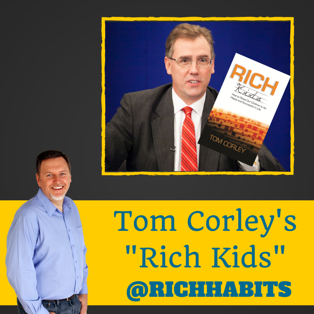 How to have Rich Kids, with Tom Corley