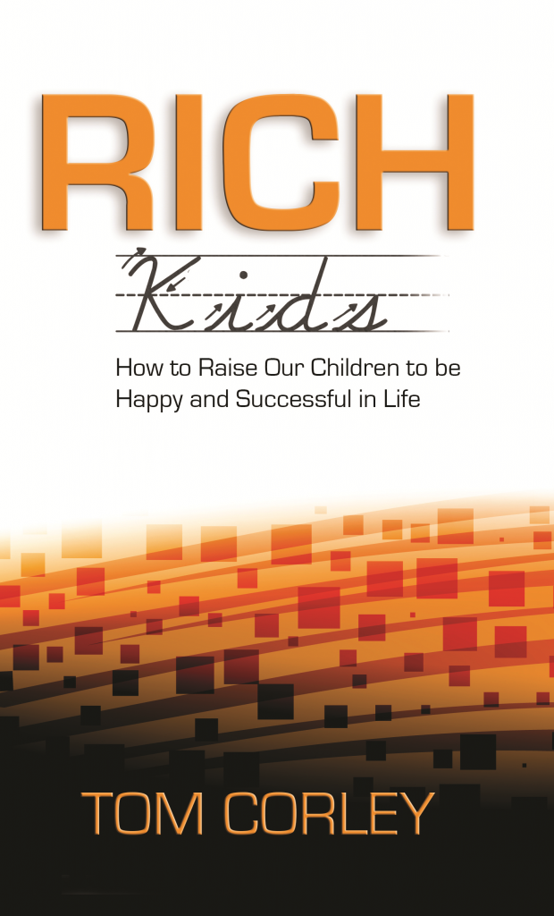 Tom Corley Rich Kids book giveaway