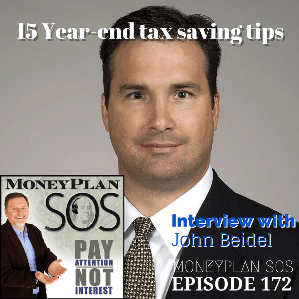 Year-end Tax Tips: Conversation with John Beidel – MPSOS172