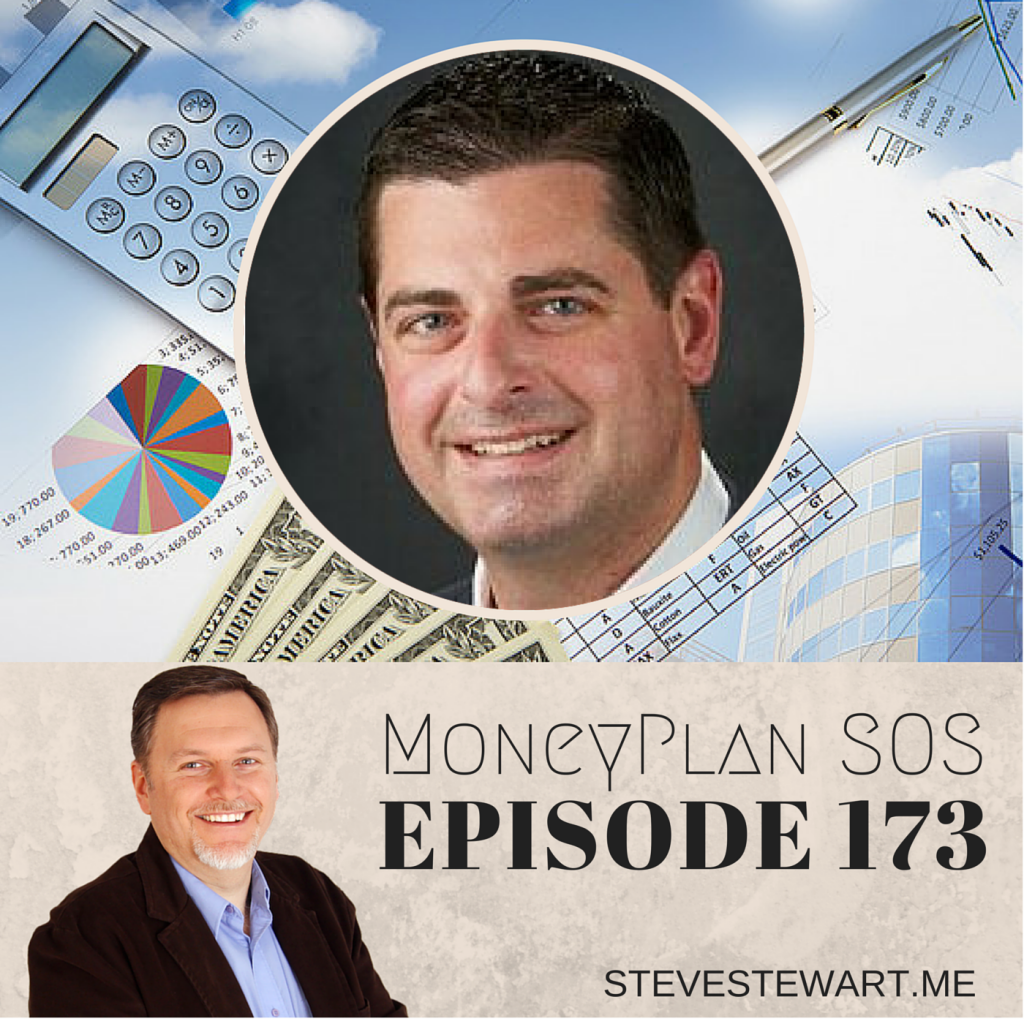 Moneyplan SOS podcast interview with Clint Woodman Food Market