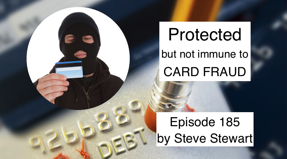 Protected but not Immune from Card Theft – MPSOS185