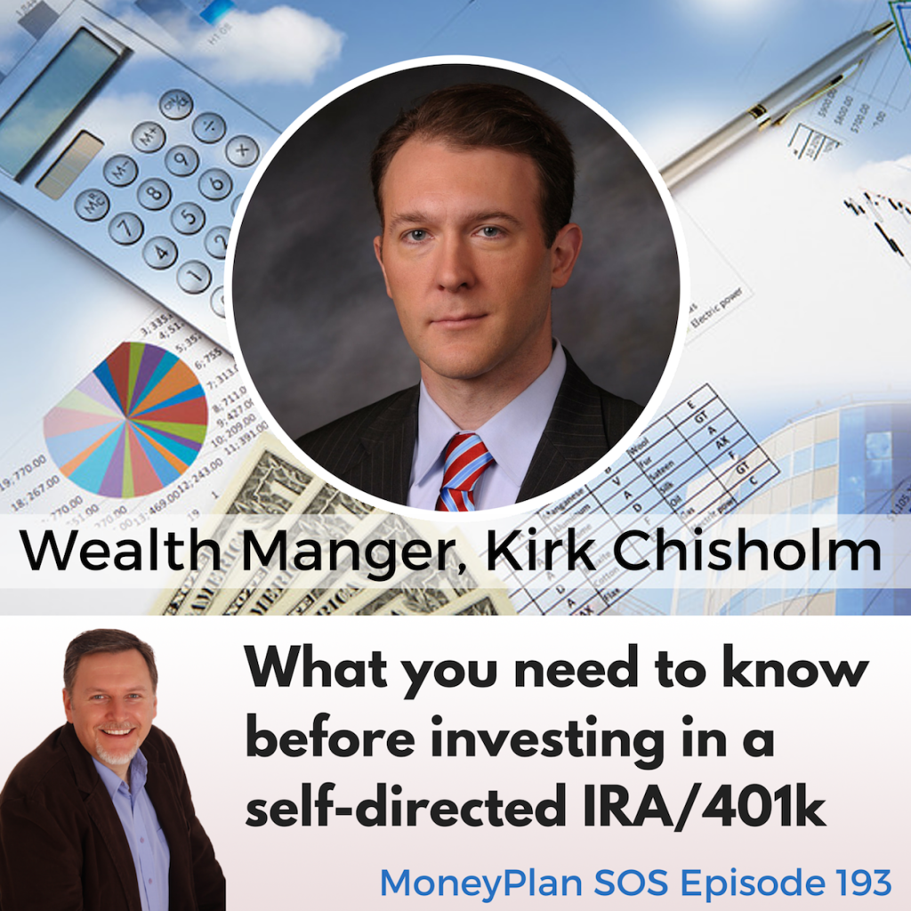 Kirk Chisholm of Innovative Wealth